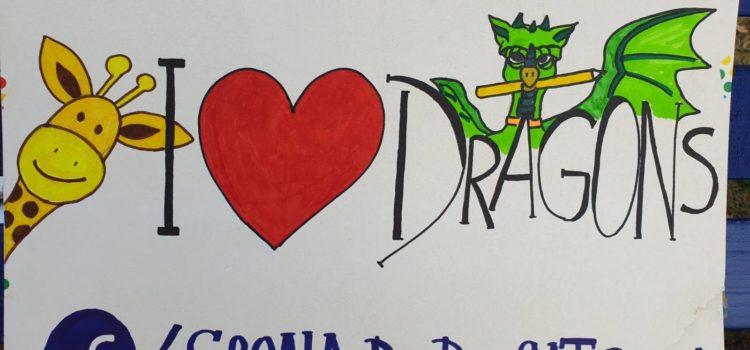 Lansare Şcoala de Dresat Dragoni